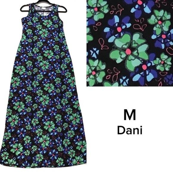 0312e986e9 LuLaRoe Dresses   Skirts - Gorgeous Floral LuLaRoe Dani Tank Dress